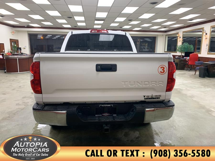 Used Toyota Tundra 4WD Truck CrewMax 5.7L V8 6-Spd AT SR5 (Natl) 2015 | Autopia Motorcars Inc. Union, New Jersey