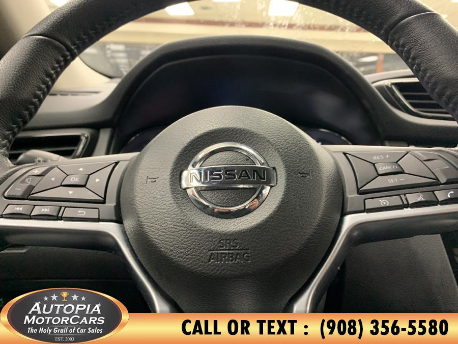 2019 Nissan Rogue AWD SV, available for sale in Union, New Jersey | Autopia Motorcars Inc. Union, New Jersey