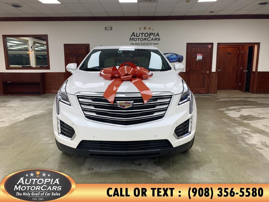 Used Cadillac XT5 FWD 4dr Premium Luxury 2018 | Autopia Motorcars Inc. Union, New Jersey