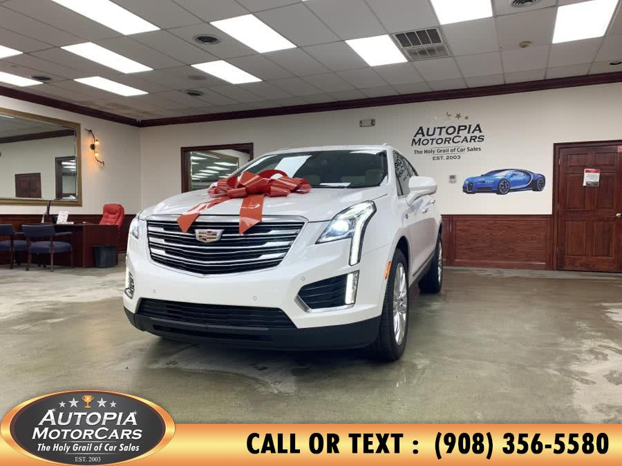 Used 2018 Cadillac XT5 in Union, New Jersey | Autopia Motorcars Inc. Union, New Jersey