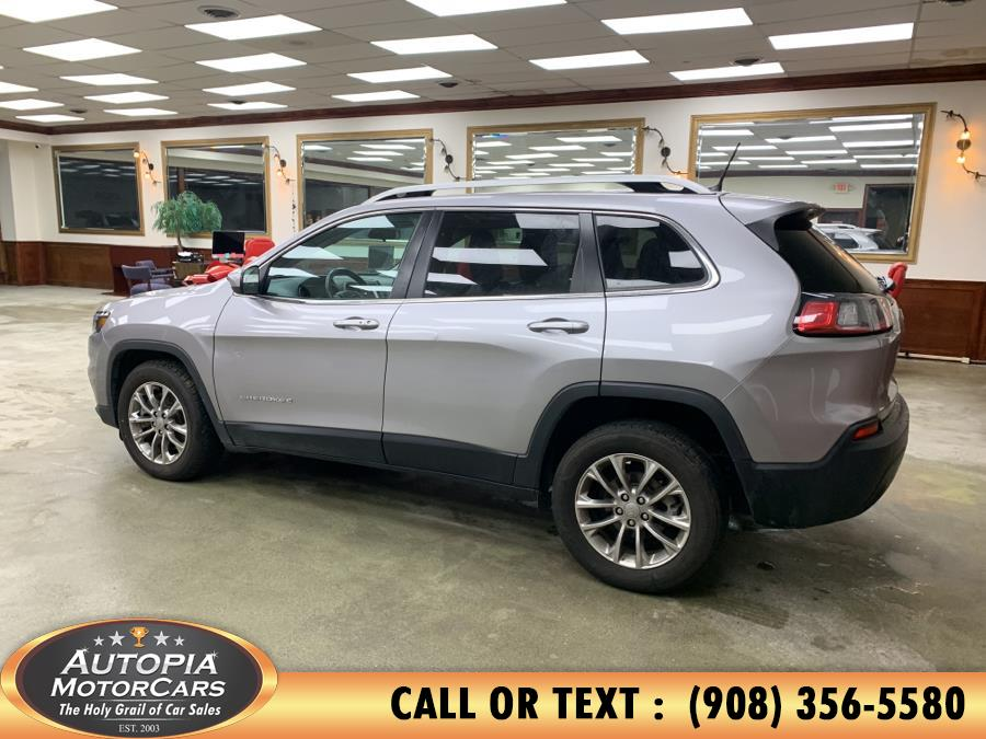 2019 Jeep Cherokee Latitude Plus FWD, available for sale in Union, New Jersey   Autopia Motorcars Inc. Union, New Jersey