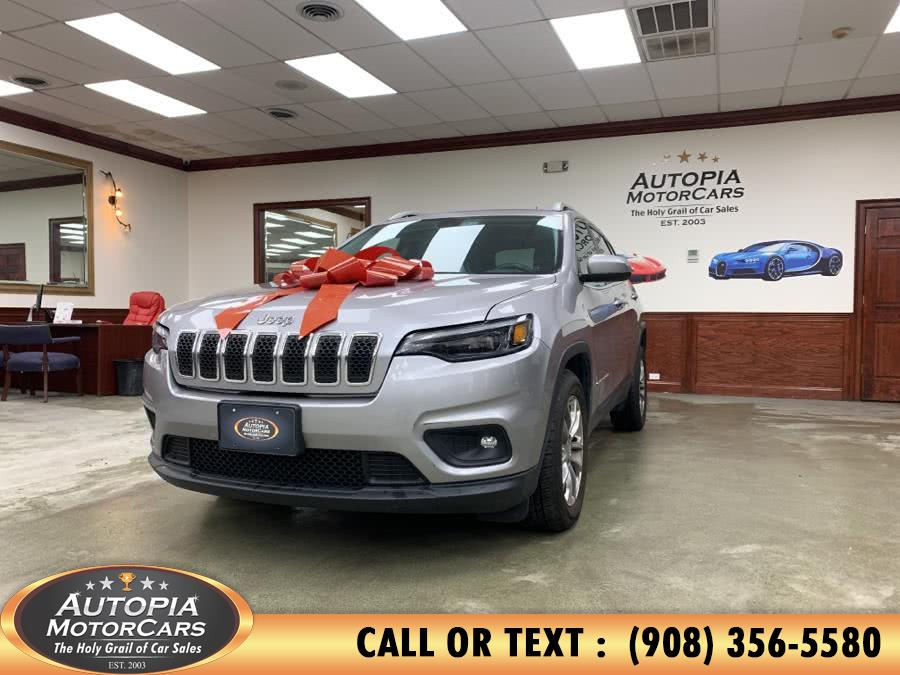 Used 2019 Jeep Cherokee in Union, New Jersey | Autopia Motorcars Inc. Union, New Jersey