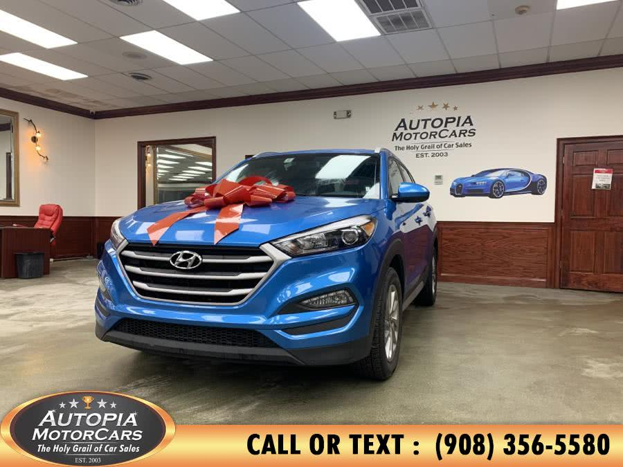 Used 2018 Hyundai Tucson in Union, New Jersey | Autopia Motorcars Inc. Union, New Jersey