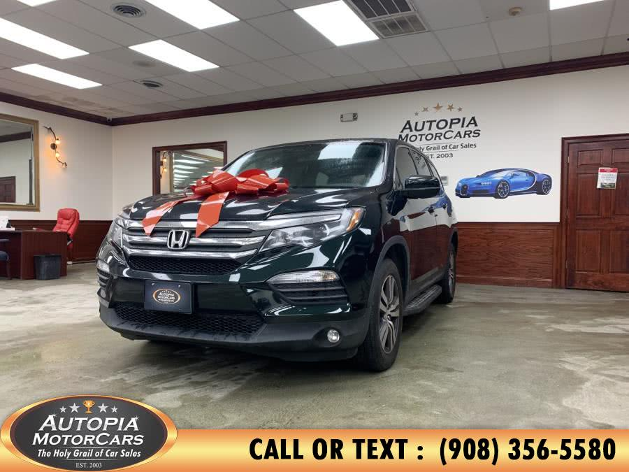 Used Honda Pilot AWD 4dr EX 2016 | Autopia Motorcars Inc. Union, New Jersey