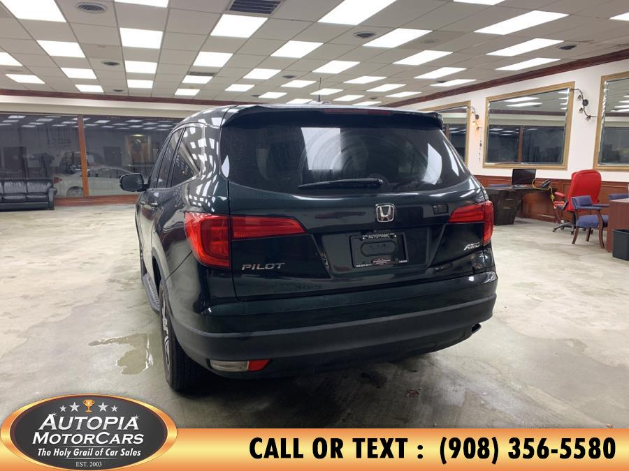2016 Honda Pilot AWD 4dr EX, available for sale in Union, New Jersey | Autopia Motorcars Inc. Union, New Jersey