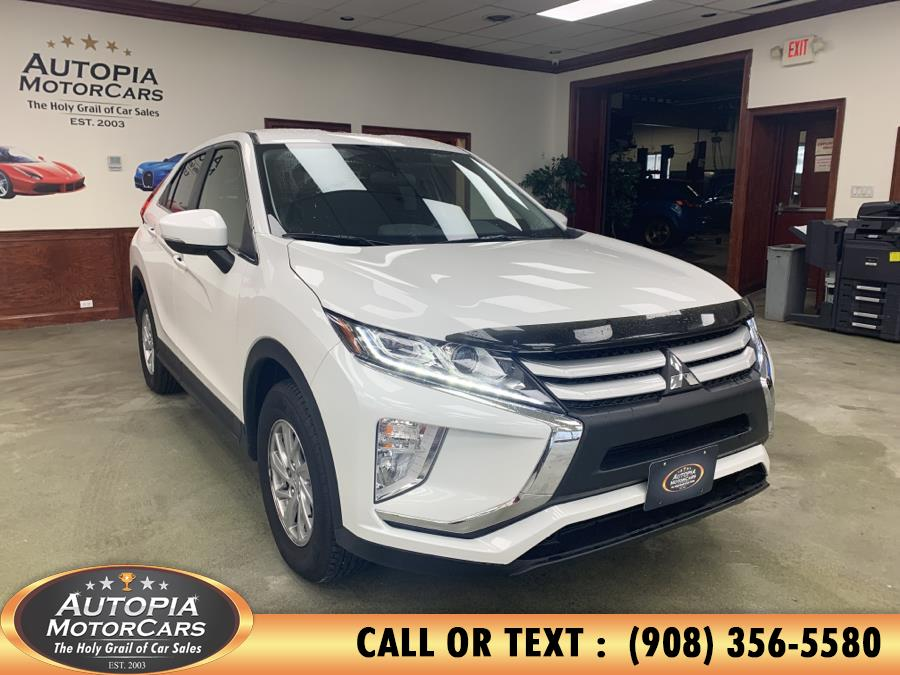 Used Mitsubishi Eclipse Cross ES FWD 2018 | Autopia Motorcars Inc. Union, New Jersey
