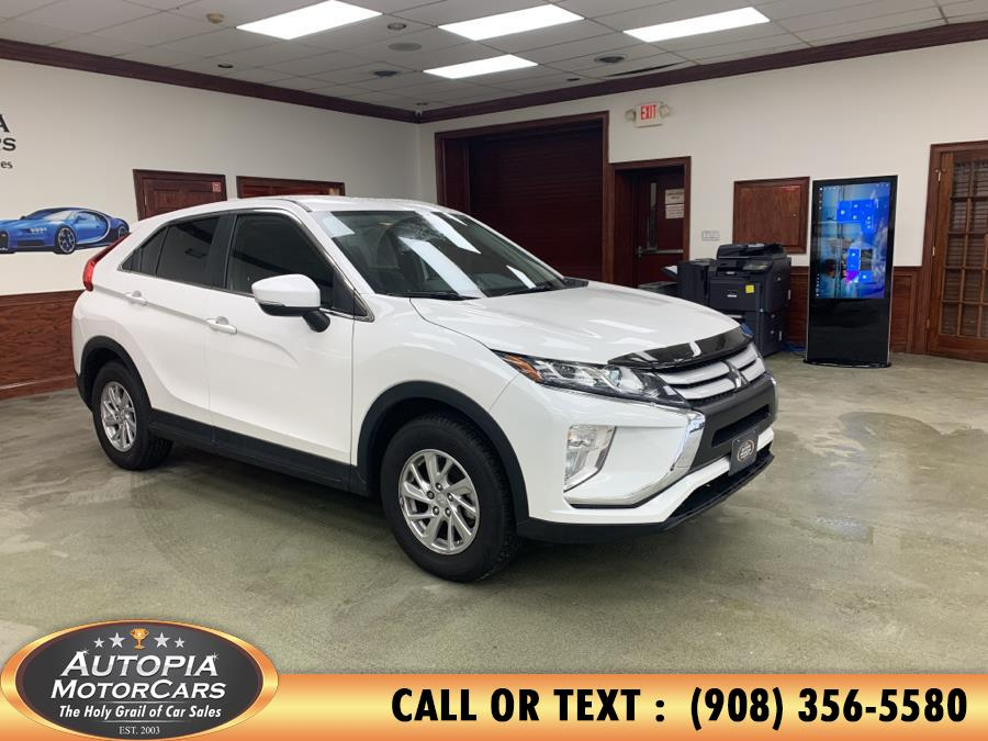 2018 Mitsubishi Eclipse Cross ES FWD, available for sale in Union, New Jersey | Autopia Motorcars Inc. Union, New Jersey