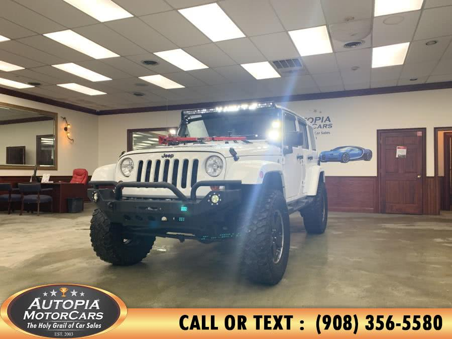 Used 2012 Jeep Wrangler Unlimited in Union, New Jersey | Autopia Motorcars Inc. Union, New Jersey
