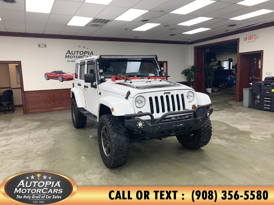 Used Jeep Wrangler Unlimited 4WD 4dr Sahara 2012 | Autopia Motorcars Inc. Union, New Jersey