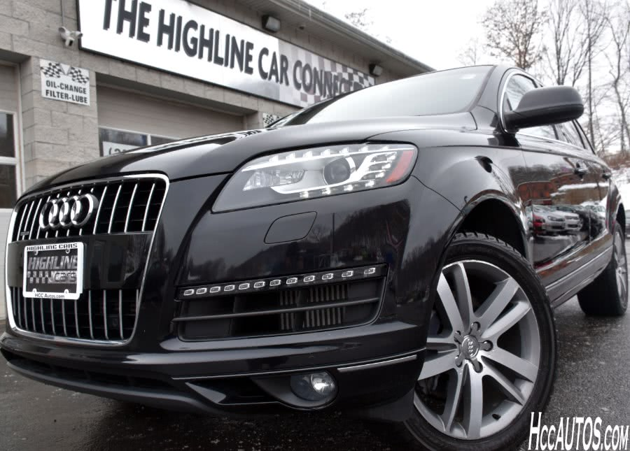 Used 2015 Audi Q7 in Waterbury, Connecticut | Highline Car Connection. Waterbury, Connecticut