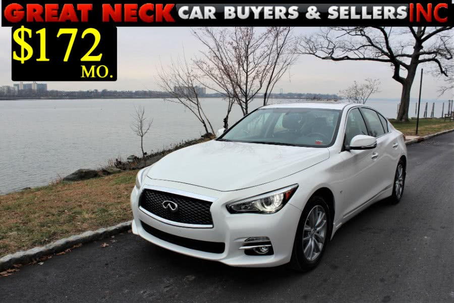 Used 2015 Infiniti Q50 in Great Neck, New York