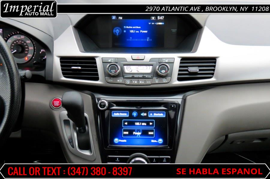 2015 Honda Odyssey 5dr EX-L, available for sale in Brooklyn, New York | Imperial Auto Mall. Brooklyn, New York