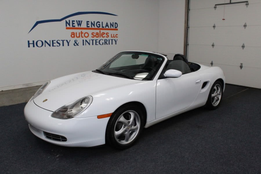 Used Porsche Boxster 2dr Roadster Manual 1999 | New England Auto Sales LLC. Plainville, Connecticut
