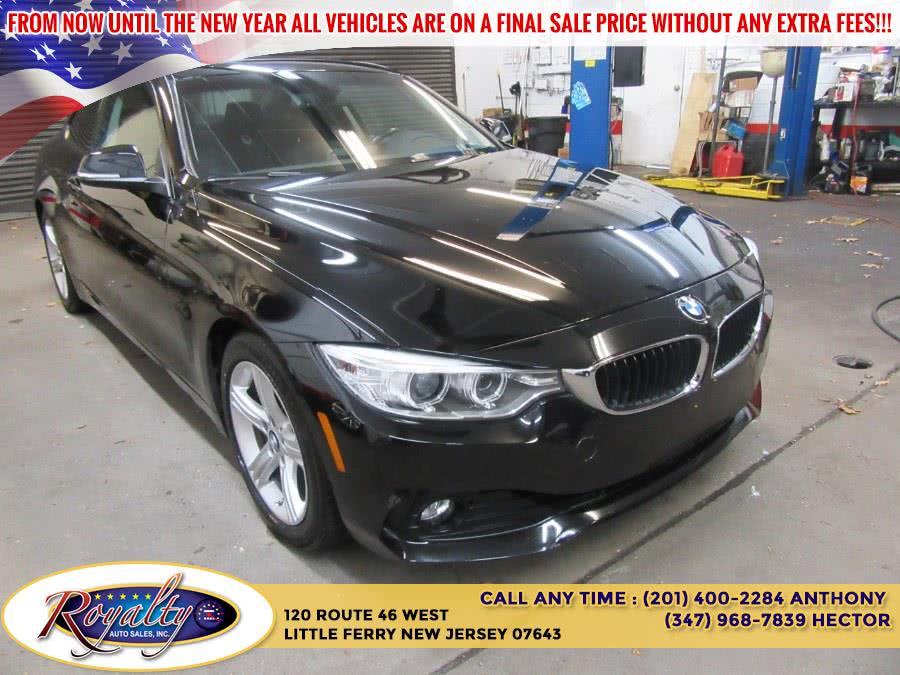 Used 2014 BMW 4 Series in Little Ferry, New Jersey | Royalty Auto Sales. Little Ferry, New Jersey