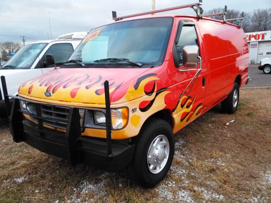 2000 Ford Econoline Cargo Van E-350 Super, available for sale in Lindenhurst, New York | The Van Depot Inc.. Lindenhurst, New York