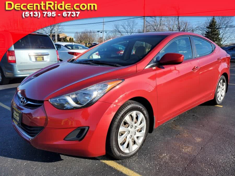 Used 2013 Hyundai Elantra in West Chester, Ohio | Decent Ride.com. West Chester, Ohio