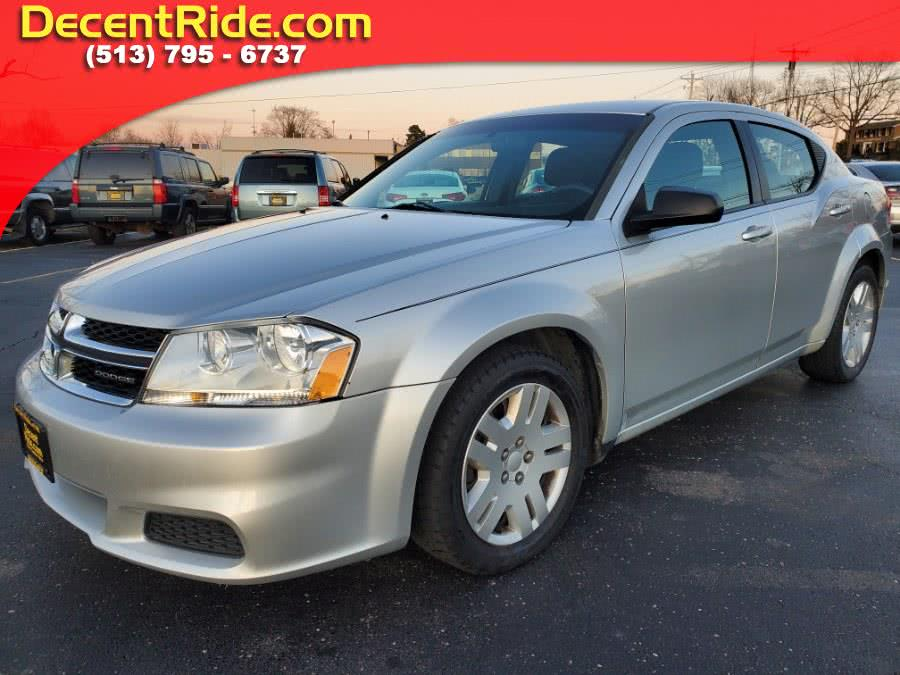 Used 2012 Dodge Avenger in West Chester, Ohio   Decent Ride.com. West Chester, Ohio