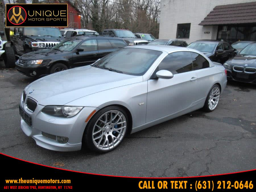 Used 2007 BMW 3 Series in Huntington, New York | Unique Motor Sports. Huntington, New York
