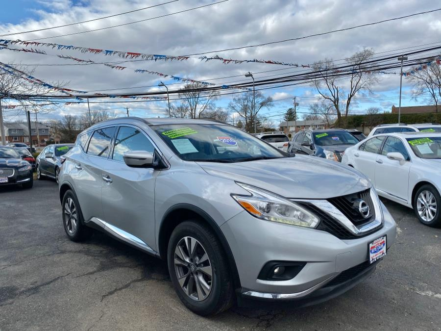 2016 Nissan MURANO NAVIGATION AWD 4dr SV LIMITED 4 BRAND NEW TIRES, available for sale in Lindenhurst, New York | Rite Cars, Inc. Lindenhurst, New York