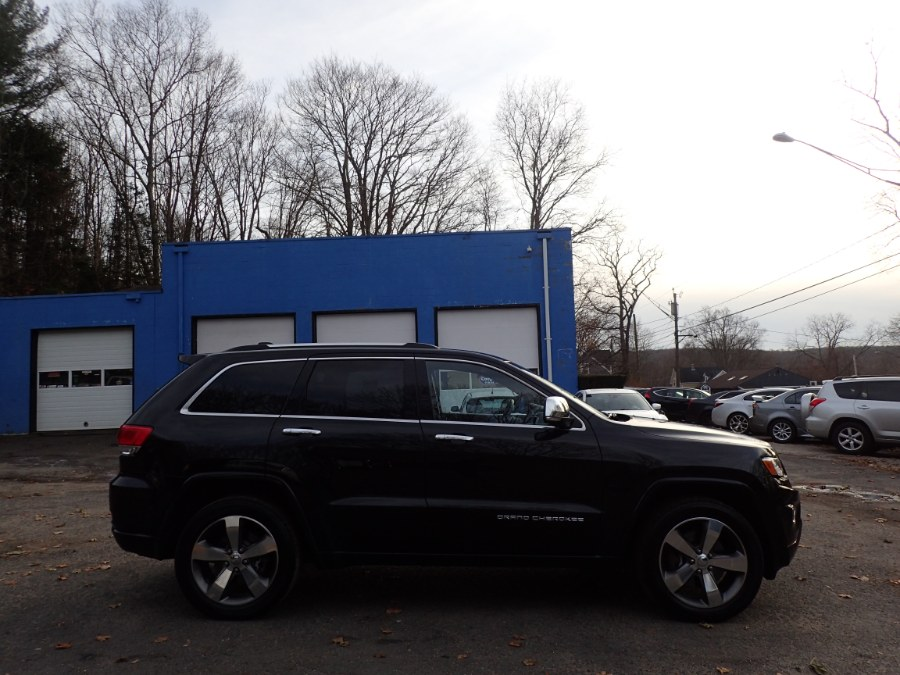 2015 Jeep Grand Cherokee Overland  DIESEL 4WD, available for sale in Storrs, Connecticut | Eagleville Motors. Storrs, Connecticut