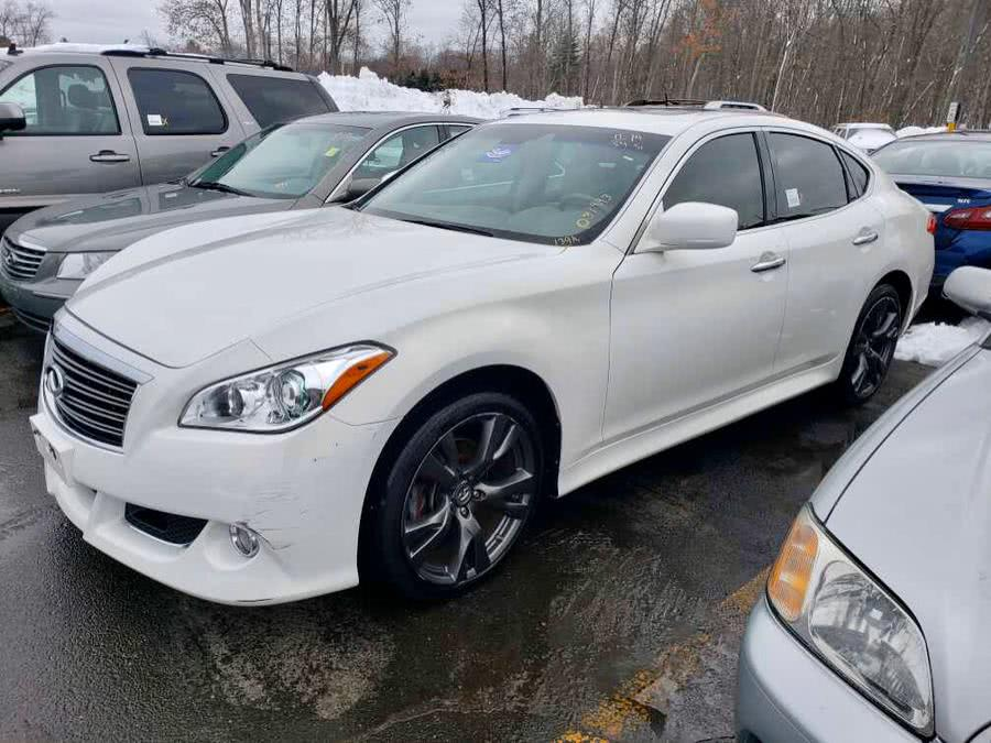 Used 2011 Infiniti M37 in New Haven, Connecticut | Primetime Auto Sales and Repair. New Haven, Connecticut