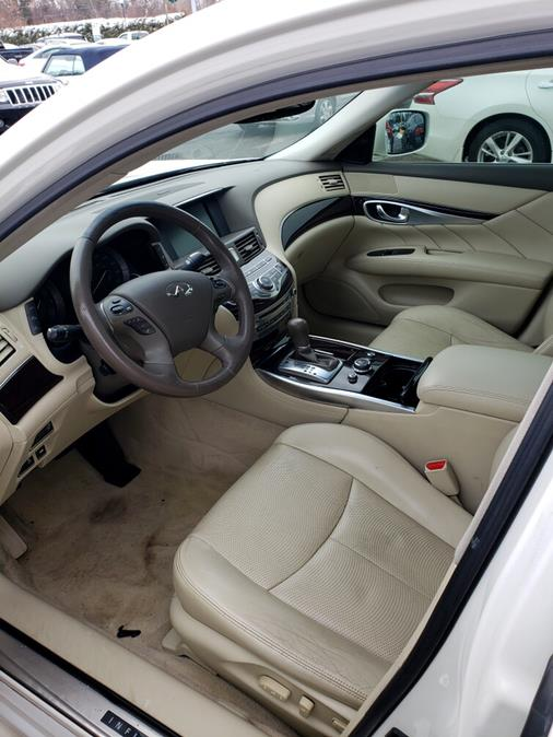 Used Infiniti M37 4dr Sdn AWD 2011   Primetime Auto Sales and Repair. New Haven, Connecticut