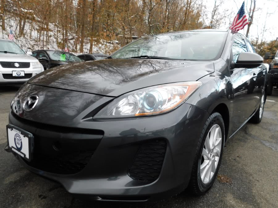 Used 2012 Mazda Mazda3 in Watertown, Connecticut | Watertown Auto Sales. Watertown, Connecticut