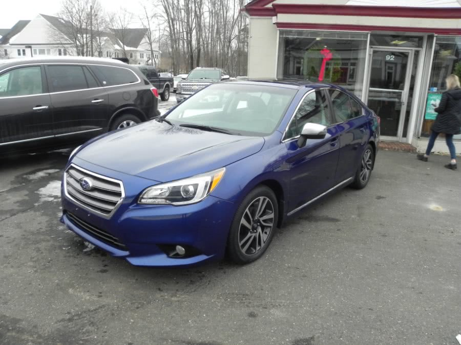 Used 2017 Subaru Legacy in Ridgefield, Connecticut | Marty Motors Inc. Ridgefield, Connecticut