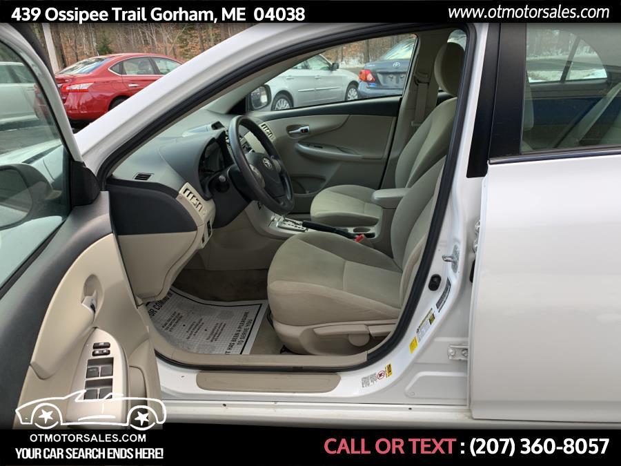 Used Toyota Corolla LE 2013 | Ossipee Trail Motor Sales. Gorham, Maine