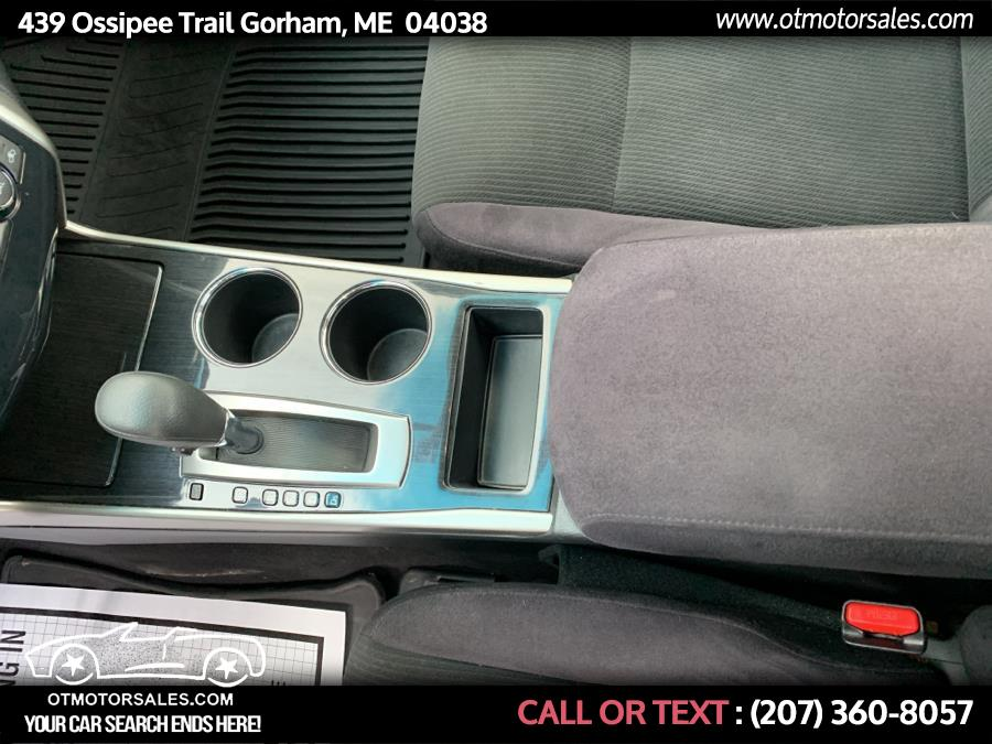 Used Nissan Altima 4dr Sdn I4 2.5 S 2013 | Ossipee Trail Motor Sales. Gorham, Maine