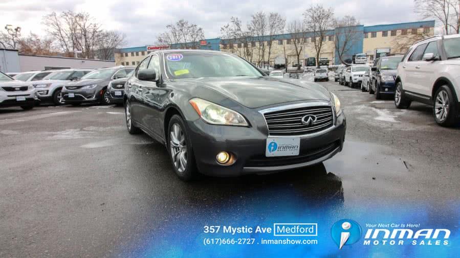 Used 2012 Infiniti M37 in Medford, Massachusetts | Inman Motors Sales. Medford, Massachusetts