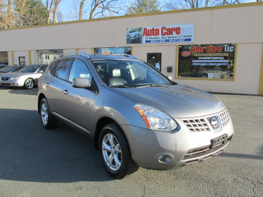 Used Nissan Rogue AWD 4dr SL 2009 | Auto Care Motors. Vernon , Connecticut