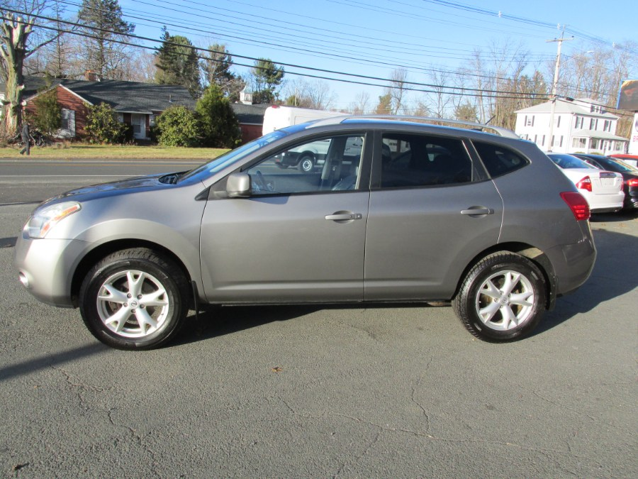 2009 Nissan Rogue AWD 4dr SL, available for sale in Vernon , Connecticut | Auto Care Motors. Vernon , Connecticut