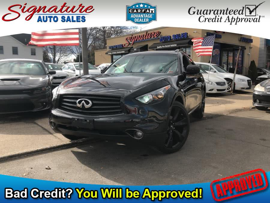 Used INFINITI QX70 S AWD 4dr 2016 | Signature Auto Sales. Franklin Square, New York