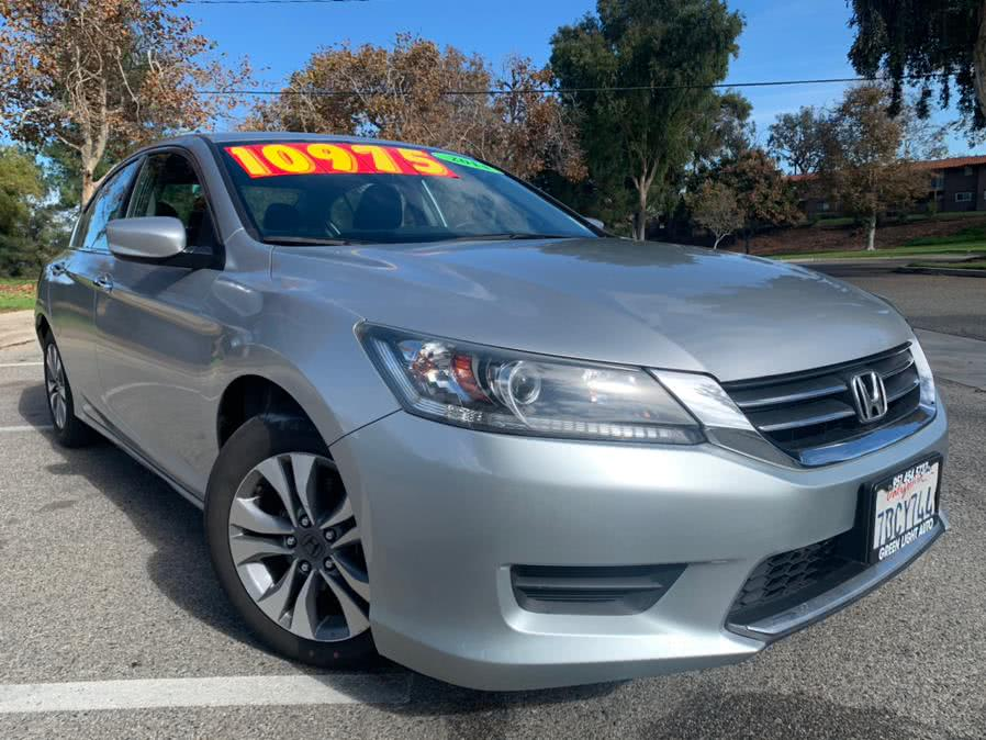 Used 2014 Honda Accord Sedan in Corona, California | Green Light Auto. Corona, California