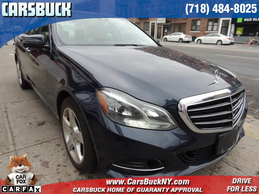 Used 2016 Mercedes-Benz E-Class in Brooklyn, New York | Carsbuck Inc.. Brooklyn, New York