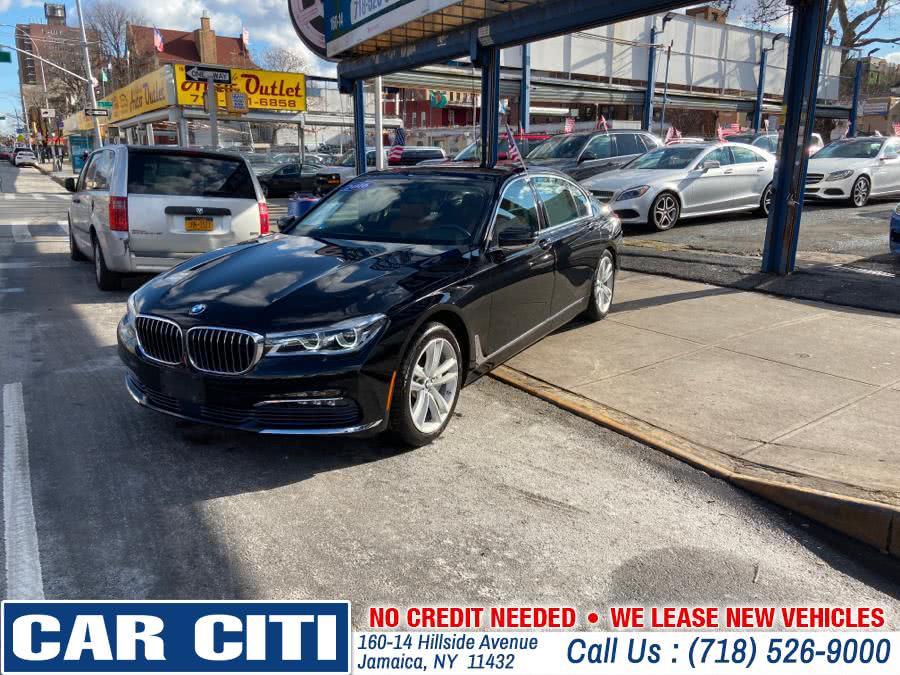 Used 2016 BMW 7 Series in Jamaica, New York | Car Citi. Jamaica, New York