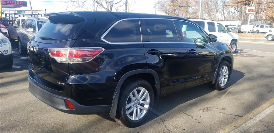 Used Toyota Highlander AWD 4dr V6 LE (Natl) 2014 | Victoria Preowned Autos Inc. Little Ferry, New Jersey