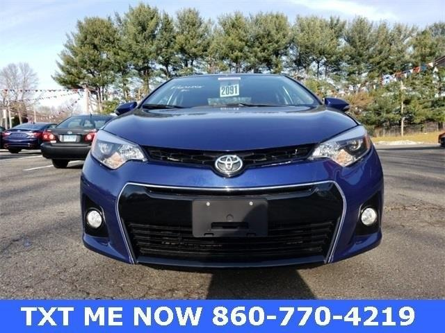 2016 Toyota Corolla S Plus, available for sale in New Britain, Connecticut | Prestige Auto Cars LLC. New Britain, Connecticut