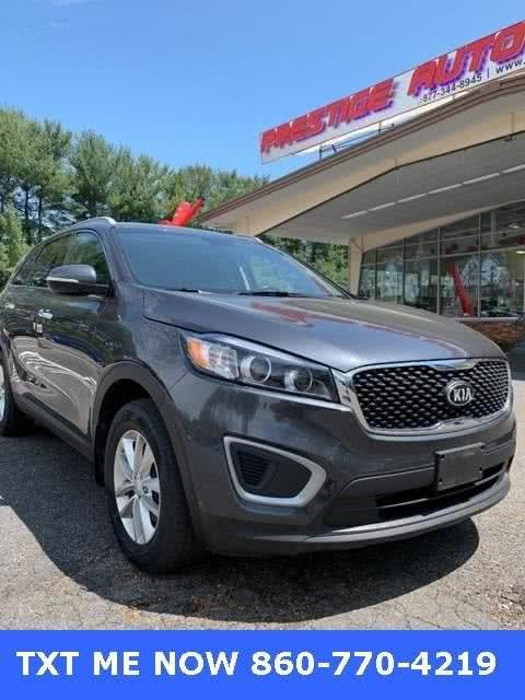 Used 2016 Kia Sorento in New Britain, Connecticut | Prestige Auto Cars LLC. New Britain, Connecticut