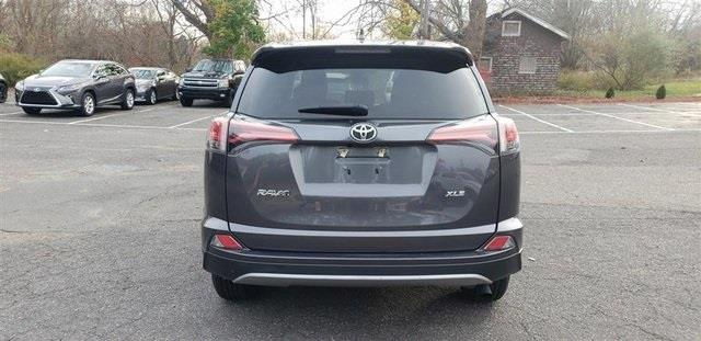 2018 Toyota Rav4 XLE, available for sale in New Britain, Connecticut | Prestige Auto Cars LLC. New Britain, Connecticut