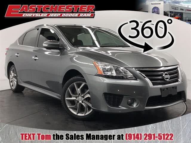 Used 2015 Nissan Sentra in Bronx, New York | Eastchester Motor Cars. Bronx, New York