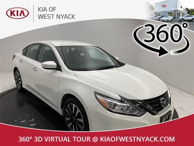 Used 2018 Nissan Altima in Bronx, New York | Eastchester Motor Cars. Bronx, New York