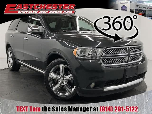 Used Dodge Durango Citadel 2011 | Eastchester Motor Cars. Bronx, New York