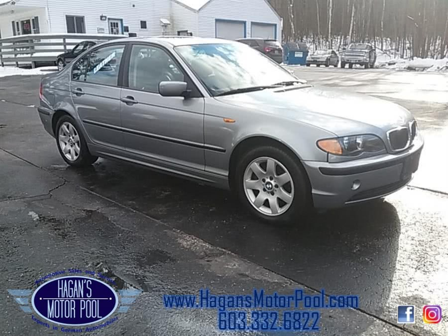 2004 BMW 3 Series 325xi 4dr Sdn AWD, available for sale in Rochester, New Hampshire | Hagan's Motor Pool. Rochester, New Hampshire