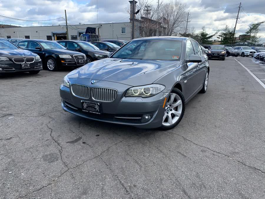Used 2013 BMW 5 Series in Lodi, New Jersey | European Auto Expo. Lodi, New Jersey
