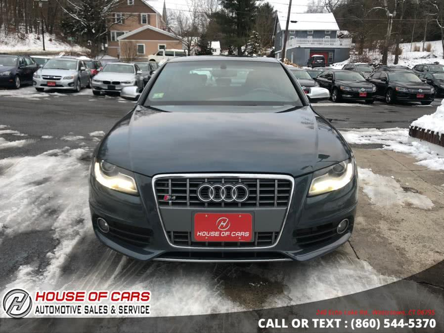 Used Audi S4 4dr Sdn S Tronic Premium Plus 2010 | House of Cars. Watertown, Connecticut
