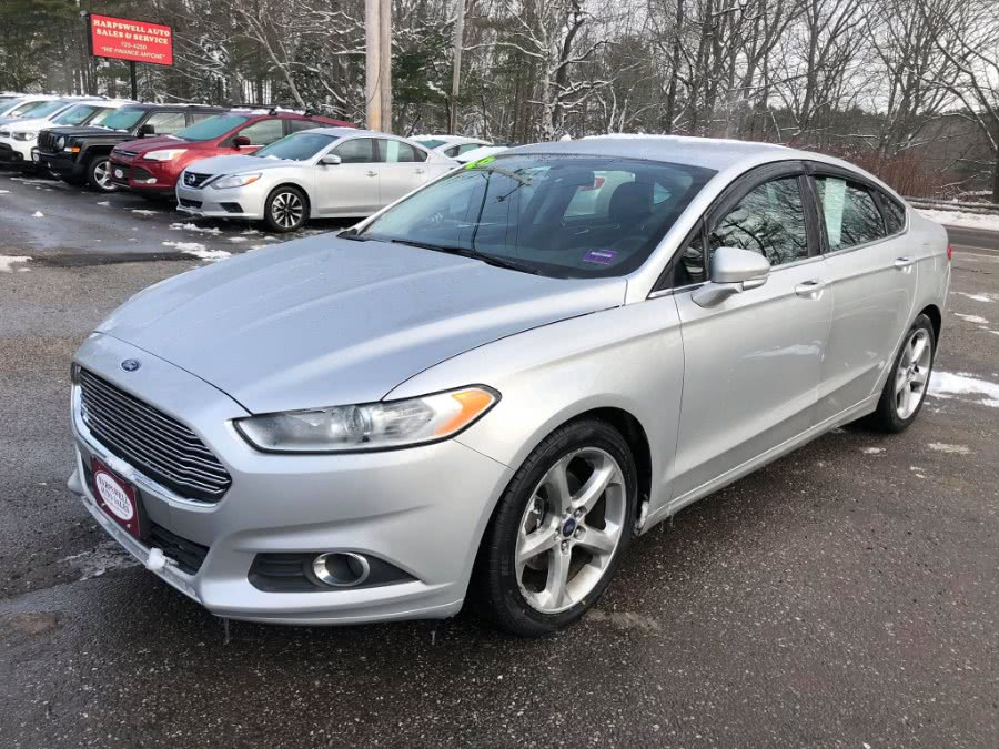 Used 2016 Ford Fusion in Harpswell, Maine | Harpswell Auto Sales Inc. Harpswell, Maine