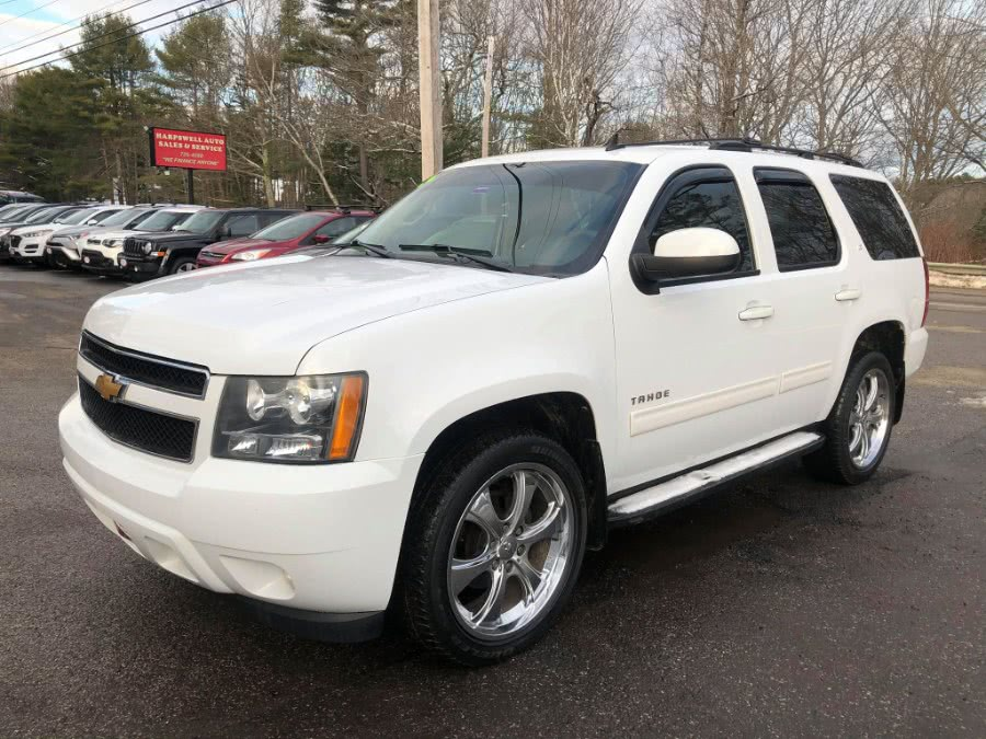 Used 2011 Chevrolet Tahoe in Harpswell, Maine | Harpswell Auto Sales Inc. Harpswell, Maine