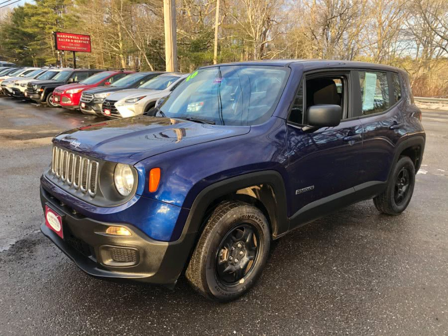 Used 2018 Jeep Renegade in Harpswell, Maine | Harpswell Auto Sales Inc. Harpswell, Maine